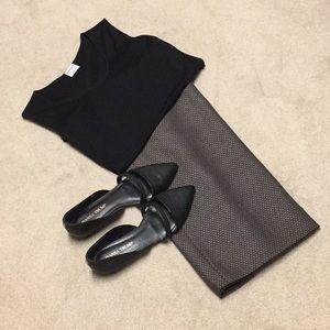 Eleanor Brenner Wool Skirt